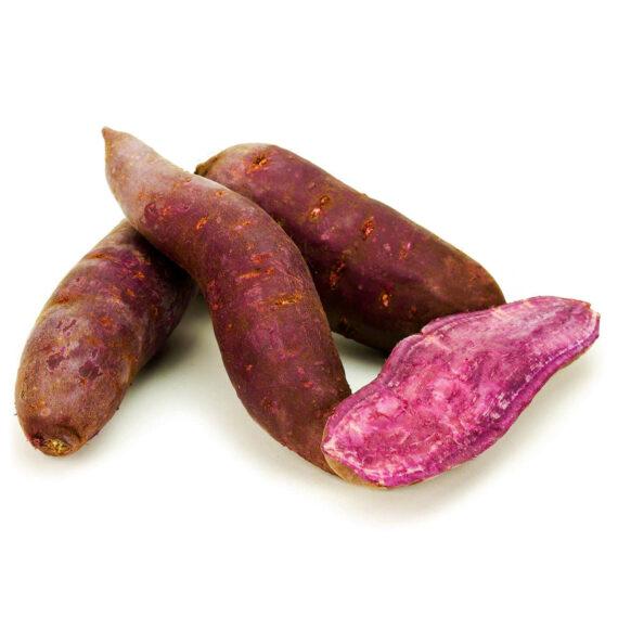 Patates douces violettes - Frecinette